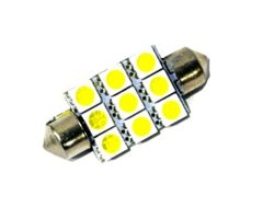 LED VERTEX CLASSIC C5W 9SMD 5050 39MM